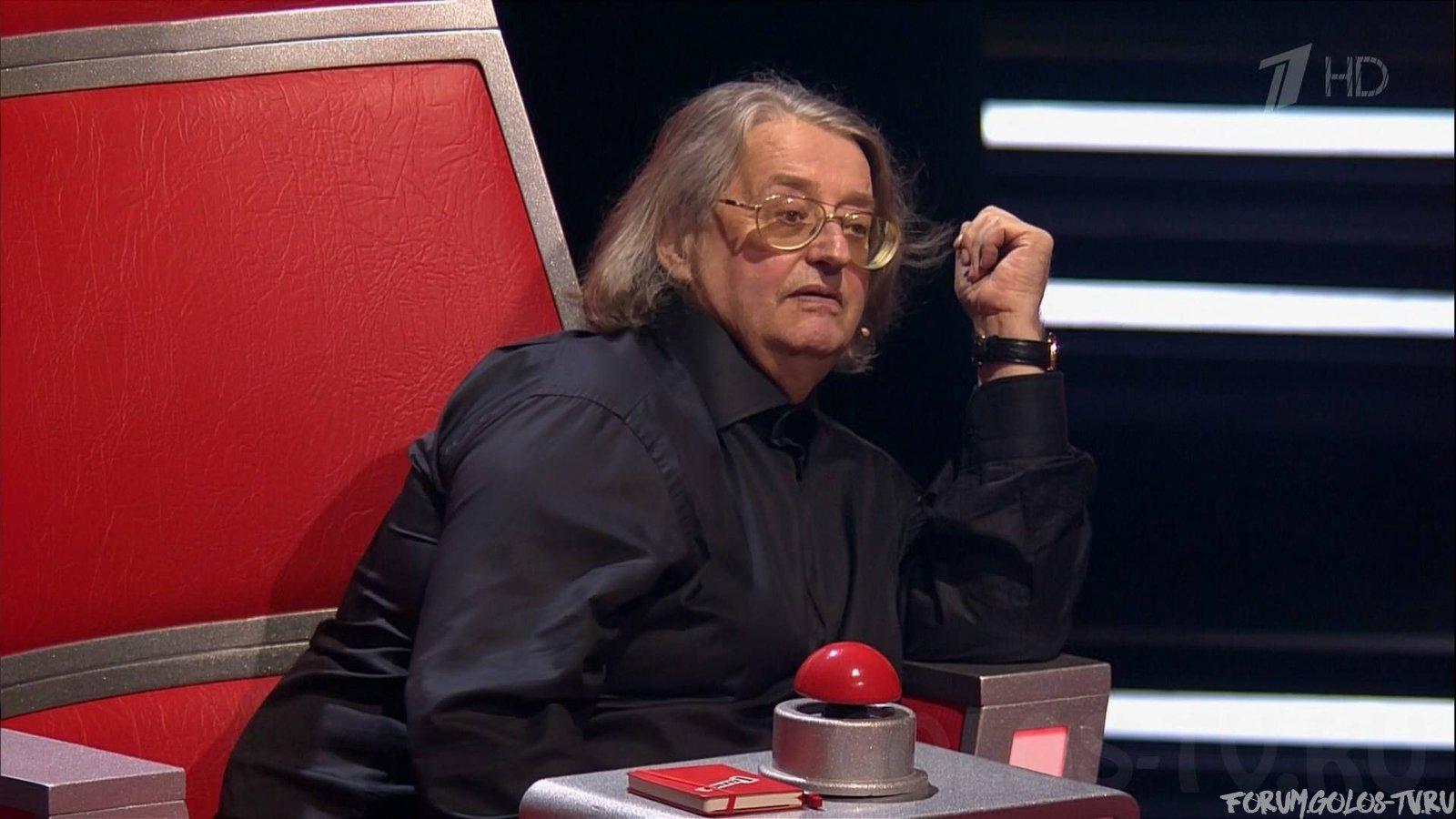 Александр Градский был немного напуган после выступления Ян Ге.