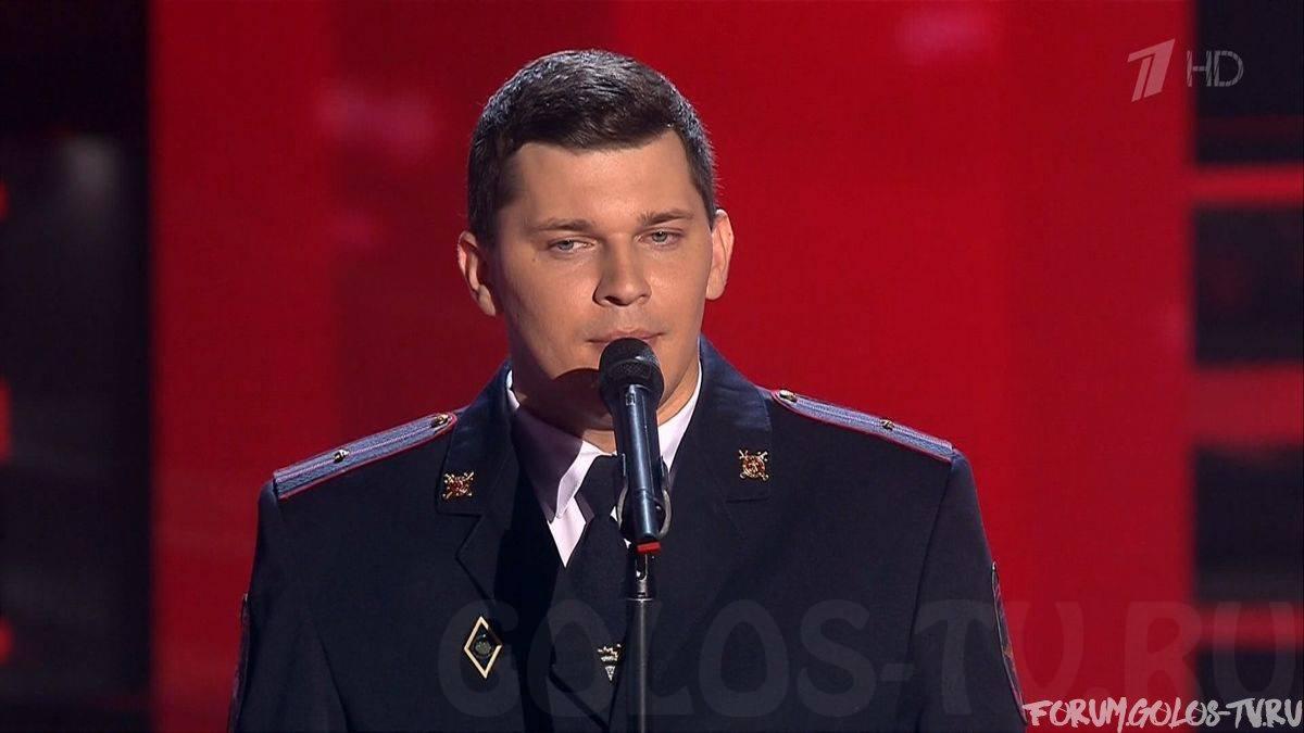 Голос 6. Максим Сидоров. Слепые Прослушивания.