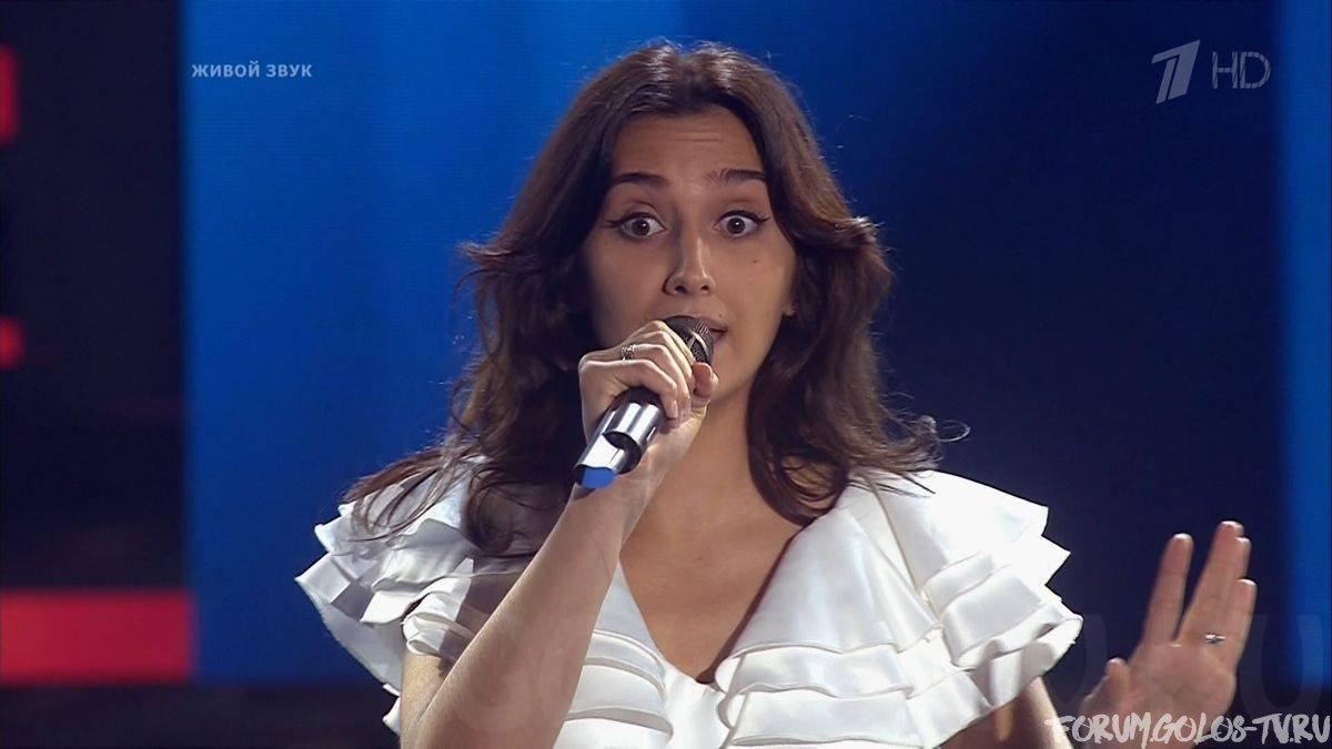 Голос 6. Диана Шалжиян. Слепые Прослушивания.