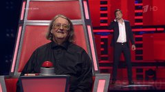 Александру Градскому сразу понравился бархатный баритом Селима Алахярова на Голос 6