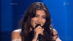 Анаит Погосян на проекте Голос 6 великолепно исполнила песню Ласточка.
