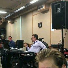 Голос 6. Репетиции этапа поединков в самом разгаре. Сергей Жилин.