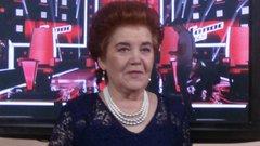 Ольга Муравина. Участница проекта Голос 50+