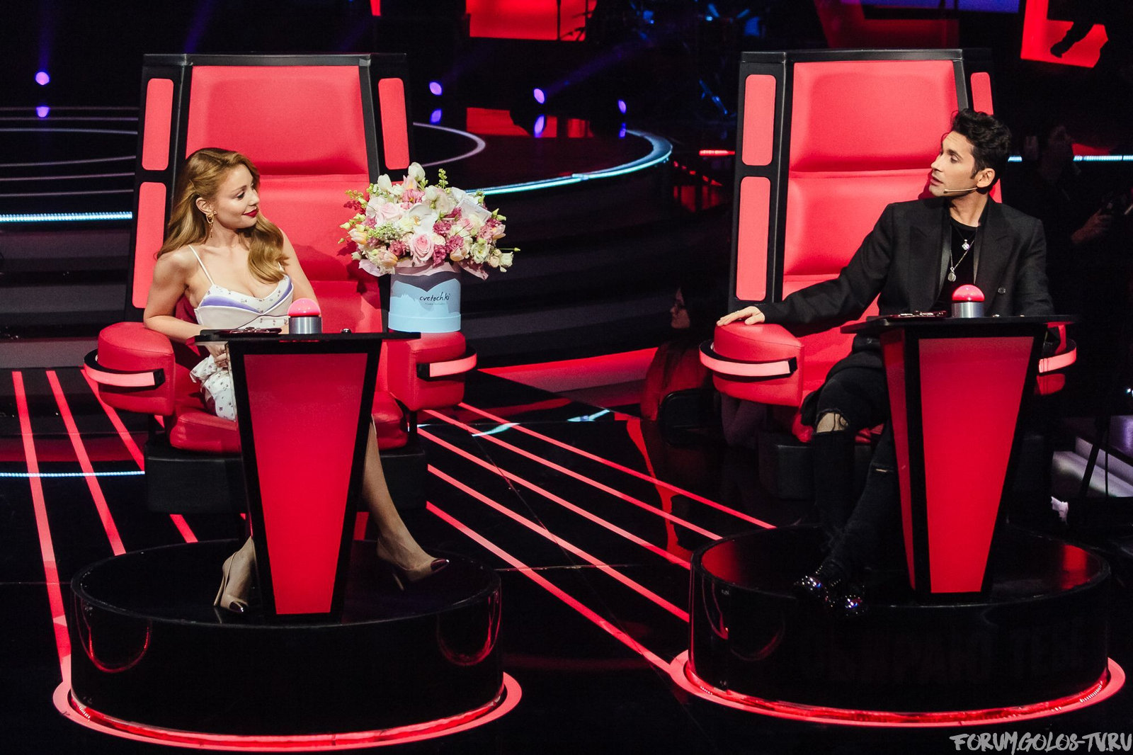 Тина Кароль и Дан Балан. Голос країни 10 (2020).